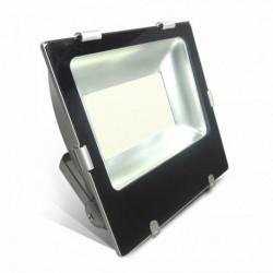 LED Fluter - 500W, Klassiker, PREMIUM, Körper schwarz, SMD, weiß